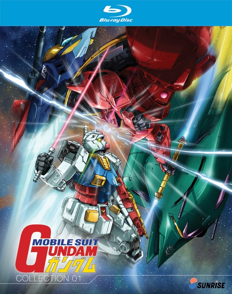 Mobile Suit Gundam Collection 1 Blu-ray