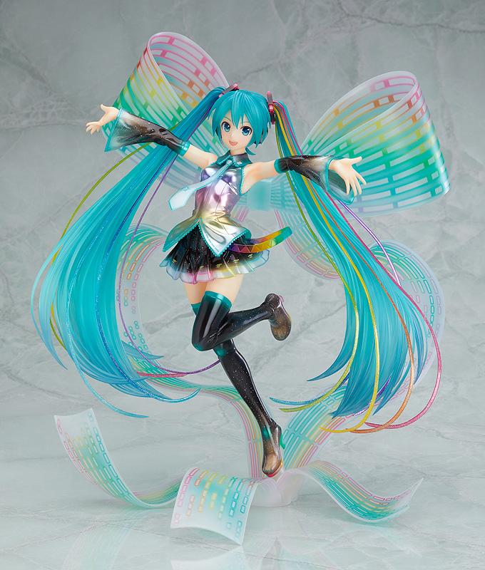 Hatsune Miku 10th Anniversary Ver Memorial Box Vocaloid Figure