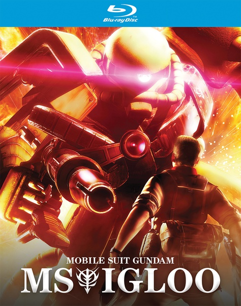 Mobile Suit Gundam MS Igloo Blu-Ray Collection