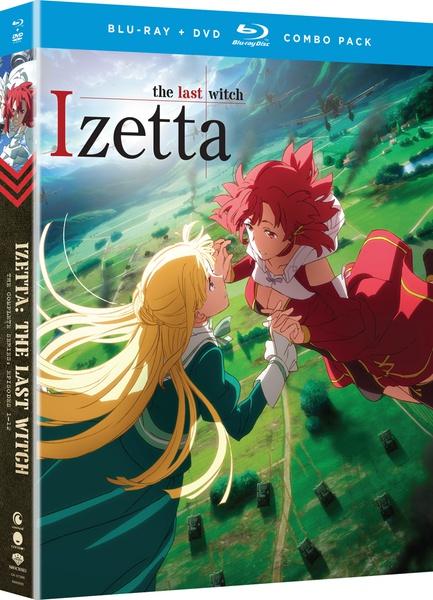 Izetta The Last Witch Blu-Ray/DVD