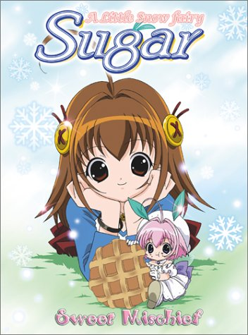 A Little Snow Fairy Sugar DVD 1