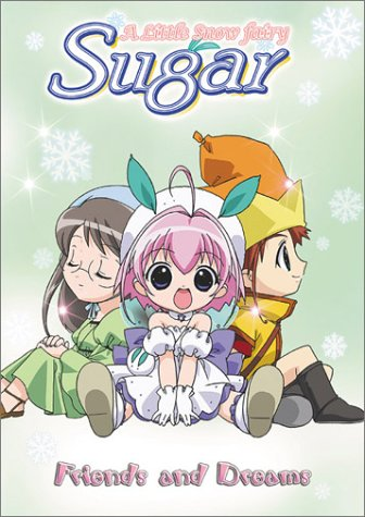 A Little Snow Fairy Sugar DVD 2