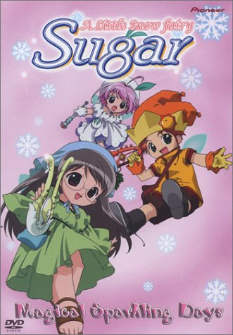 A Little Snow Fairy Sugar DVD 4