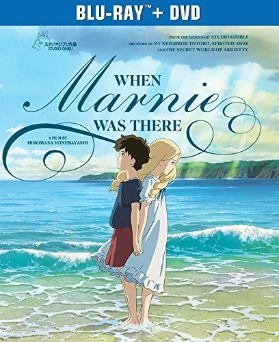 When Marnie Was There Blu-ray/DVD