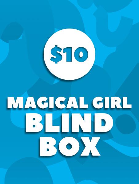 $10 Magical Girl Blind Box
