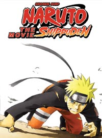 Naruto Shippuden The Movie DVD