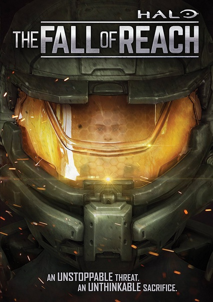 Halo The Fall of Reach DVD