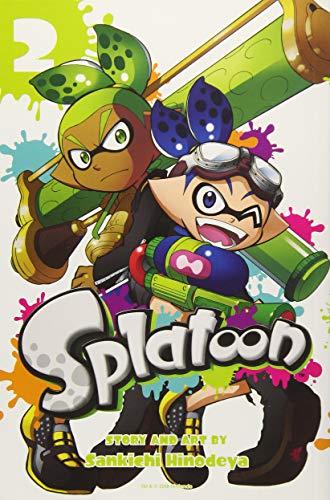 Splatoon Manga Volume 2