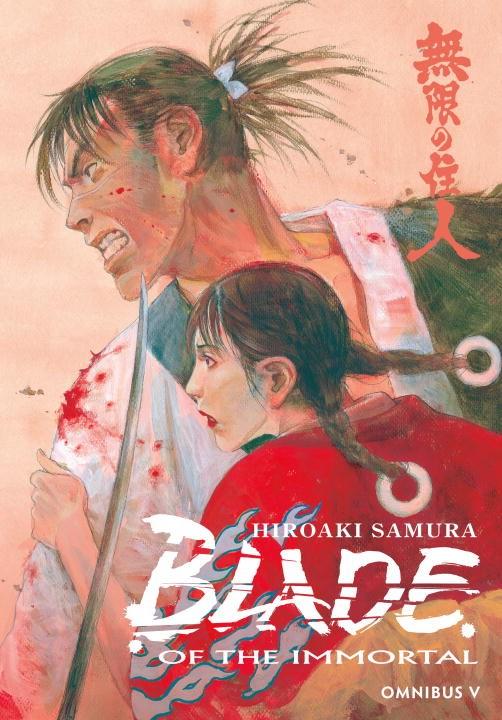 Blade of the Immortal Manga Omnibus Volume 5