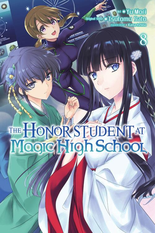 The Honor Student at Magic High School Manga Volume 8