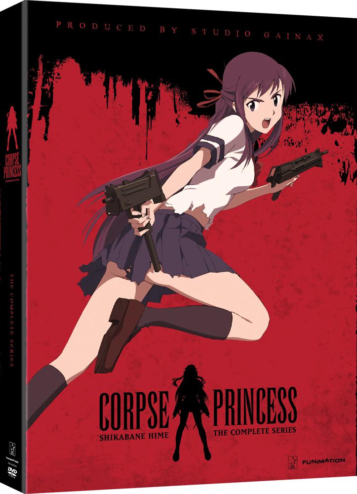 Corpse Princess Complete Series DVD