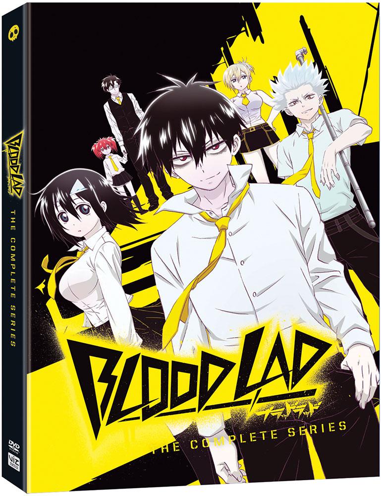Blood Lad DVD