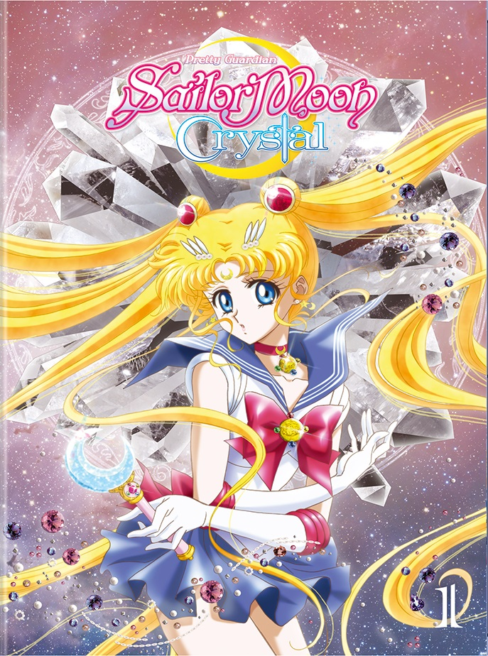 Sailor Moon Crystal Set 1 Blu-ray/DVD