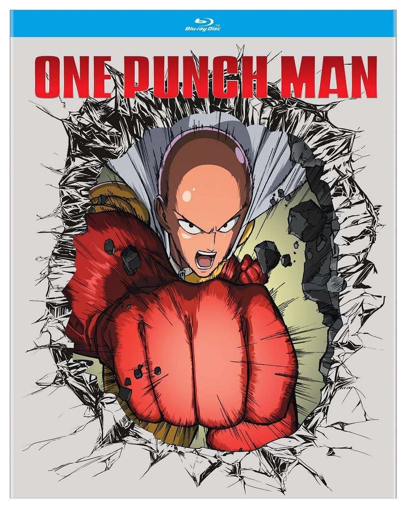 One-Punch Man Blu-ray