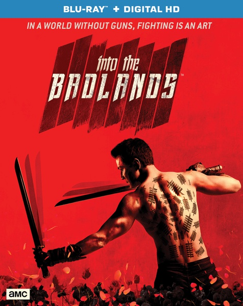 Into The Badlands Season 1 Blu-ray