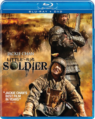 Little Big Soldier Blu-ray/DVD
