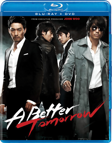 A Better Tomorrow Blu-ray/DVD