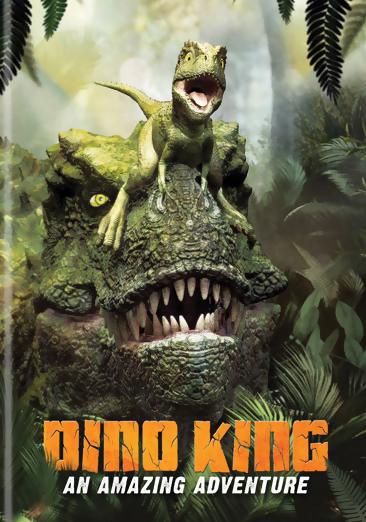 Dino King DVD