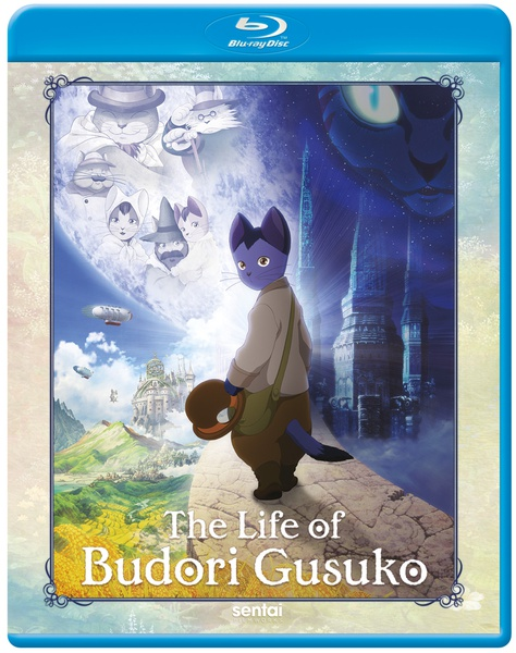 The Life of Budori Gusuko Blu-ray
