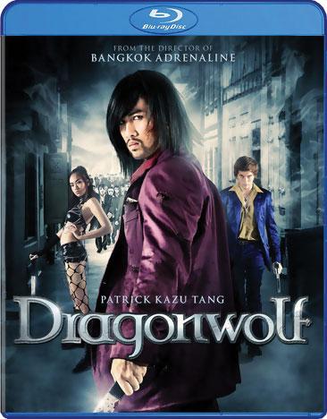 Dragonwolf Blu-ray