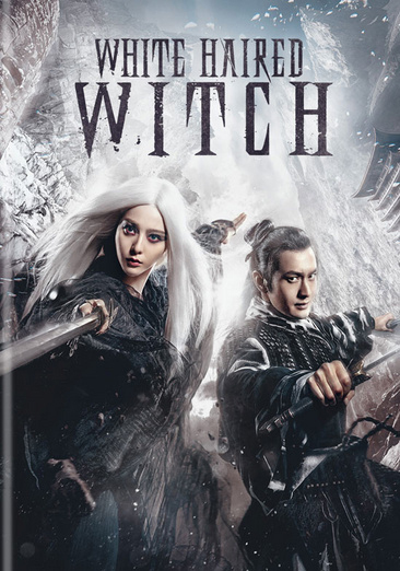 White-Haired Witch DVD