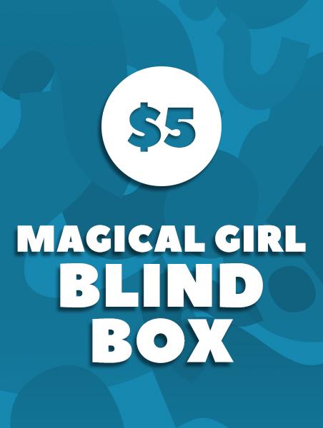 $5 Magical Girl Blind Box