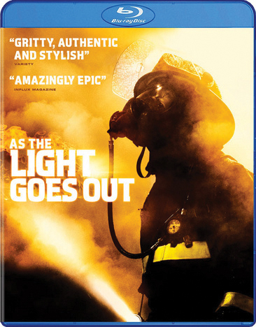 As the Light Goes Out Blu-ray
