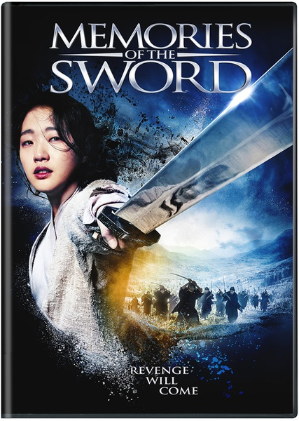 Memories of the Sword DVD