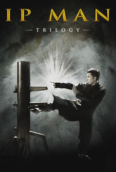 Ip Man Trilogy DVD