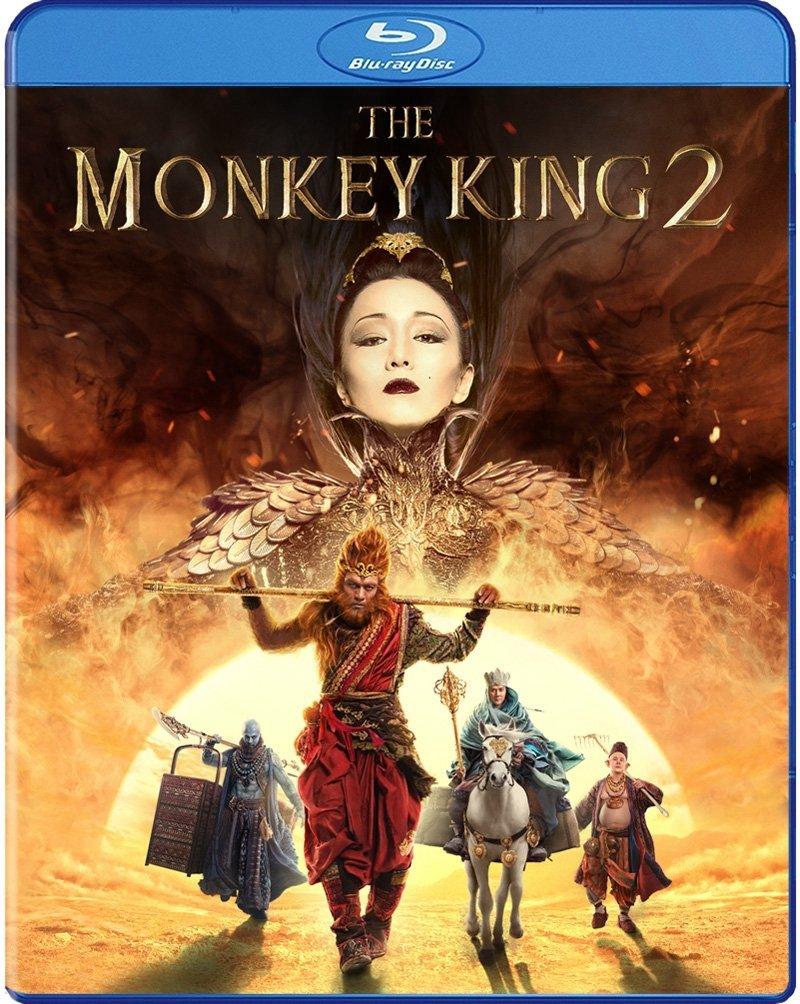 The Monkey King 2 Blu-ray