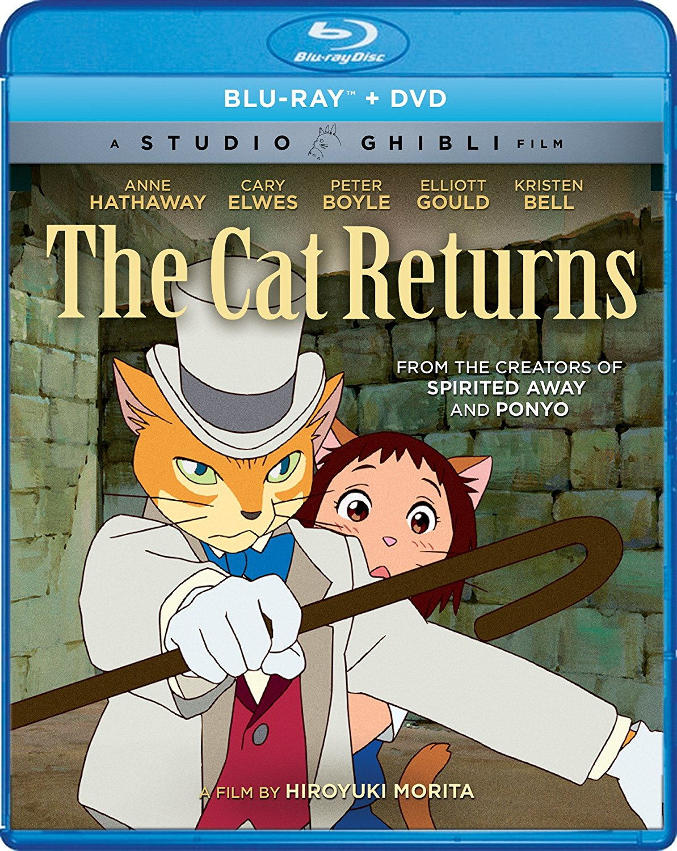 The Cat Returns Blu-ray/DVD