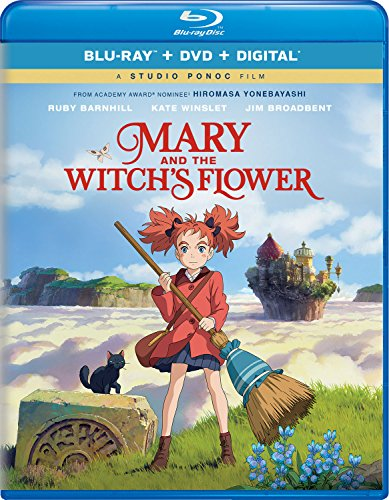 Mary and The Witchs Flower Blu-ray/DVD