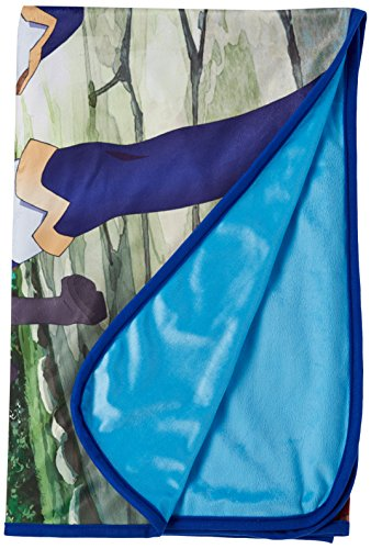 Adventure Awaits Konosuba Throw Blanket