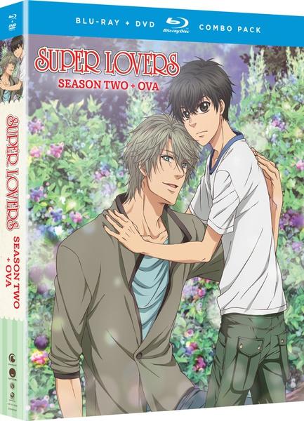 Super Lovers Season 2 Blu-ray/DVD