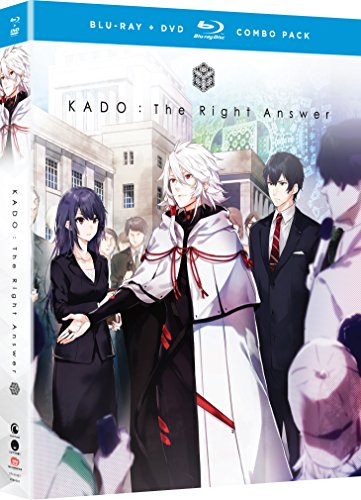 KADO The Right Answer Blu-ray/DVD