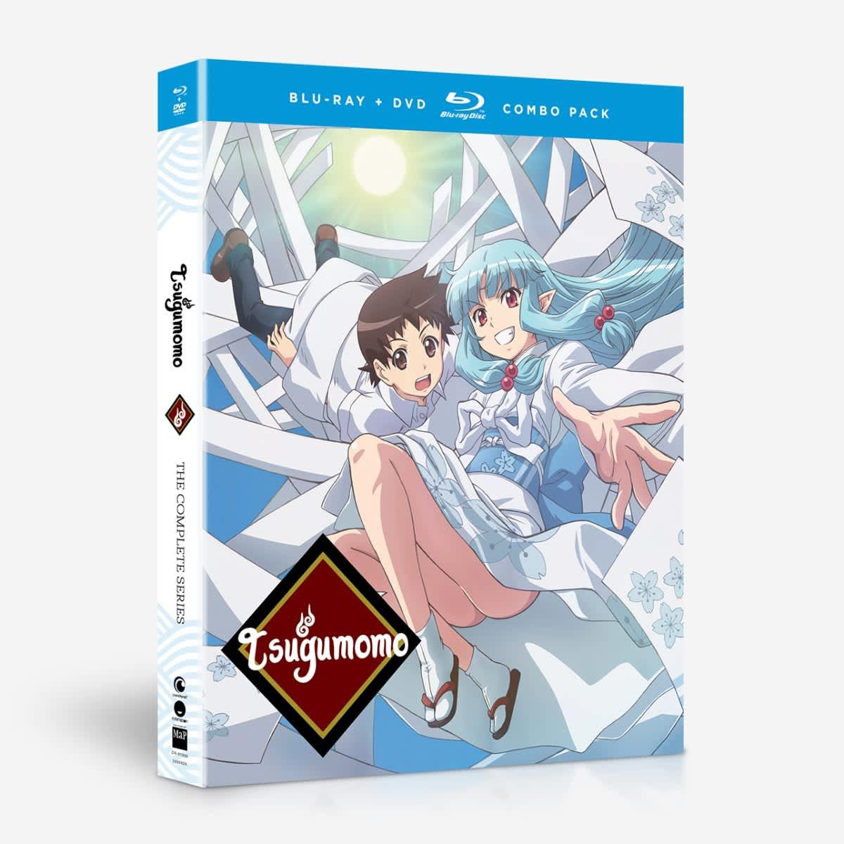 Tsugumomo Blu-ray/DVD