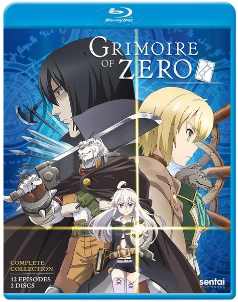 Grimoire of Zero Blu-ray
