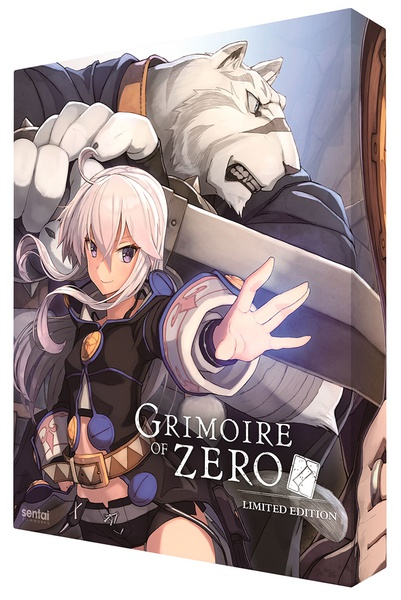 Grimoire of Zero Premium Edition Box Set Blu-ray