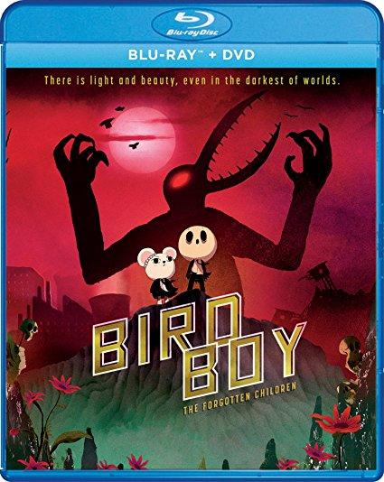 Birdboy The Forgotten Children Blu-ray/DVD