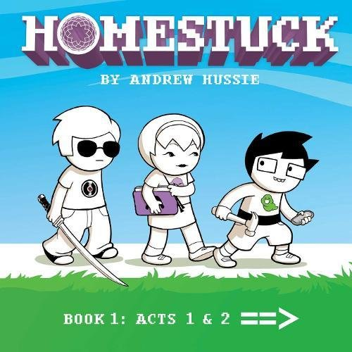 Homestuck Volume 1 (Hardcover)