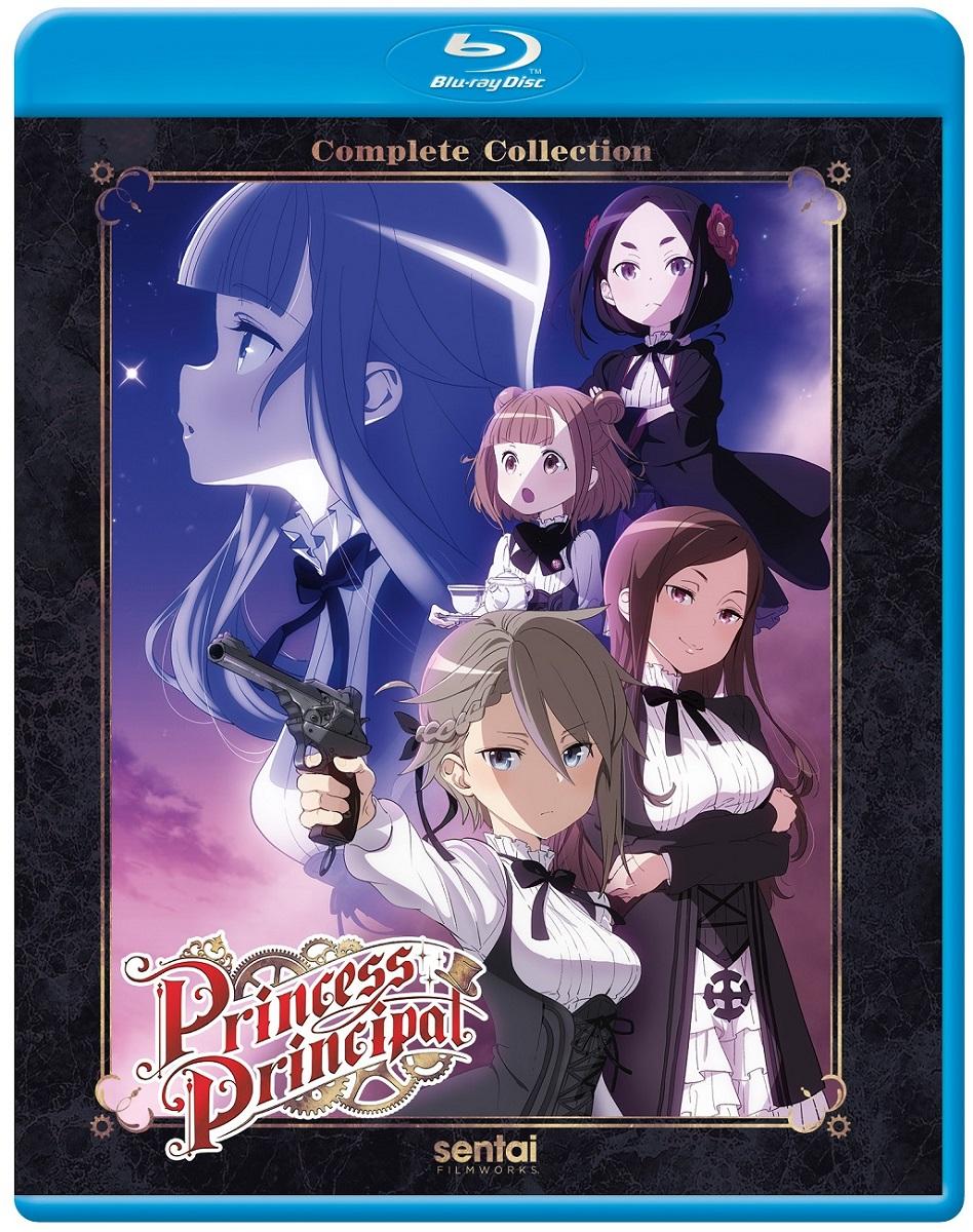 Princess Principal Blu-ray