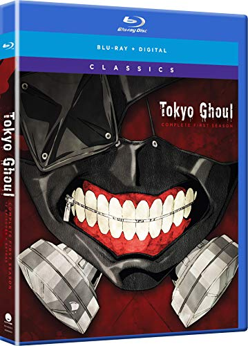 Tokyo Ghoul Season 1 Classics Blu-ray