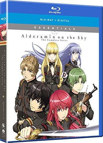 Alderamin of the Sky Essentials Blu-ray