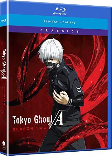 Tokyo Ghoul Season 2 Classics Blu-ray