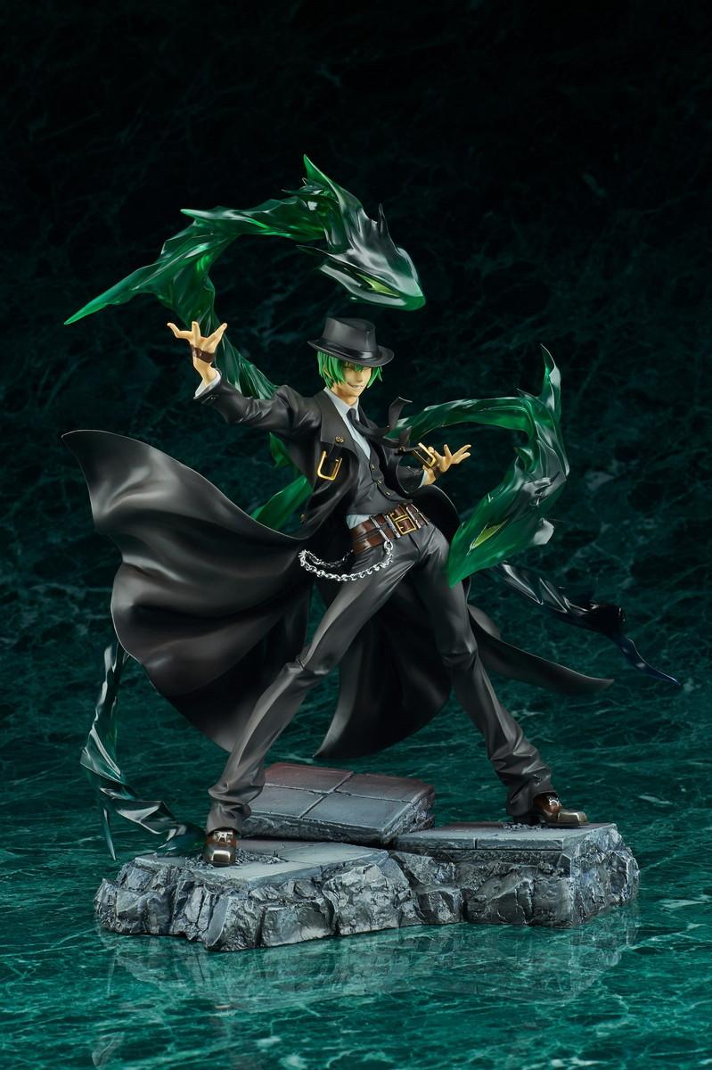 Hazama BlazBlue Figure