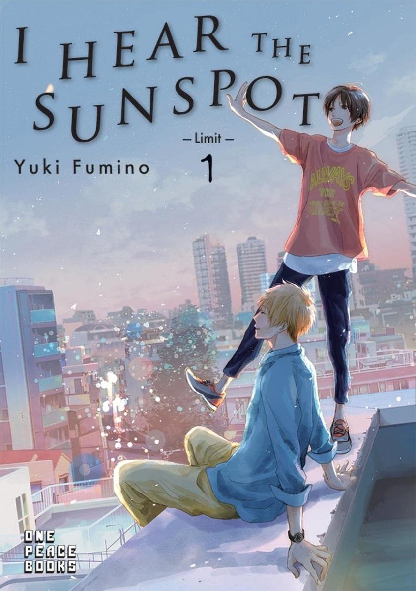 I Hear the Sunspot Manga Volume 3