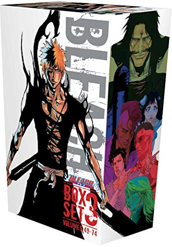 Bleach Manga Box Set 3