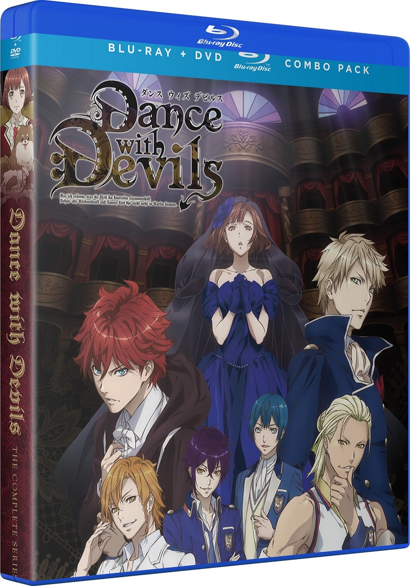 Dance with Devils Essentials Blu-ray