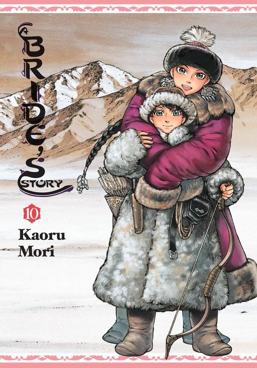 A Brides Story Manga Volume 10 (Hardcover)