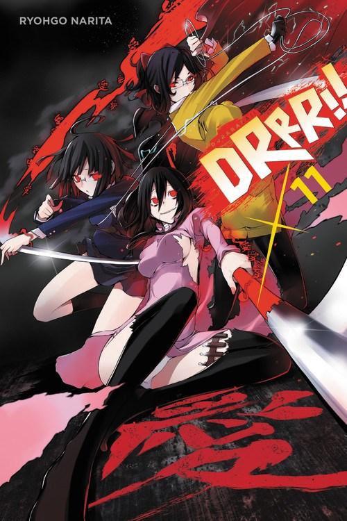 Durarara!! Novel Volume 11